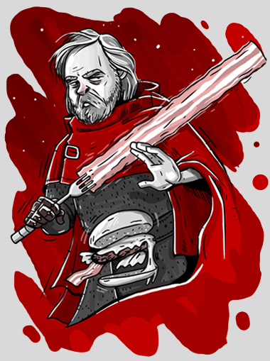 May The Bacon Be With You
